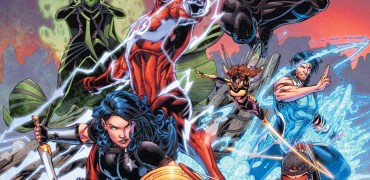 Titans #1 comic book Review