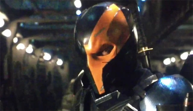 did ben affleck just reveal deathstroke   fortress of