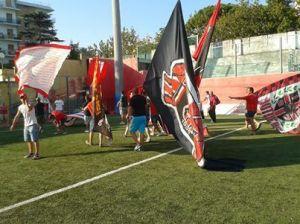 2013-14 amichevole Turris-Nocerina tifosi