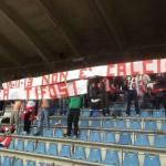 Striscione tifosi Vicenza