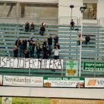 Striscione tifosi Pordenone