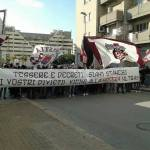 Striscione tifosi Trapani