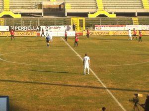 2013-14 13a giornata Nocerina-Lecce 0-3