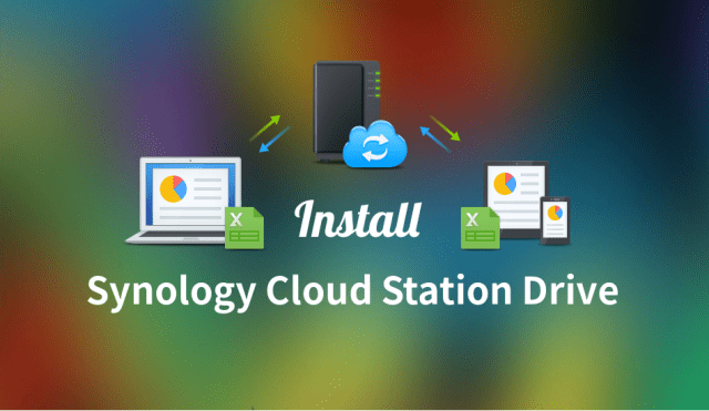 Synology Cloud Station Drive Solus