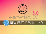 elementary os 5.0 Juno features