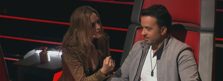 "Comenzaron las batallas con robos en ""The Voice Chile"""
