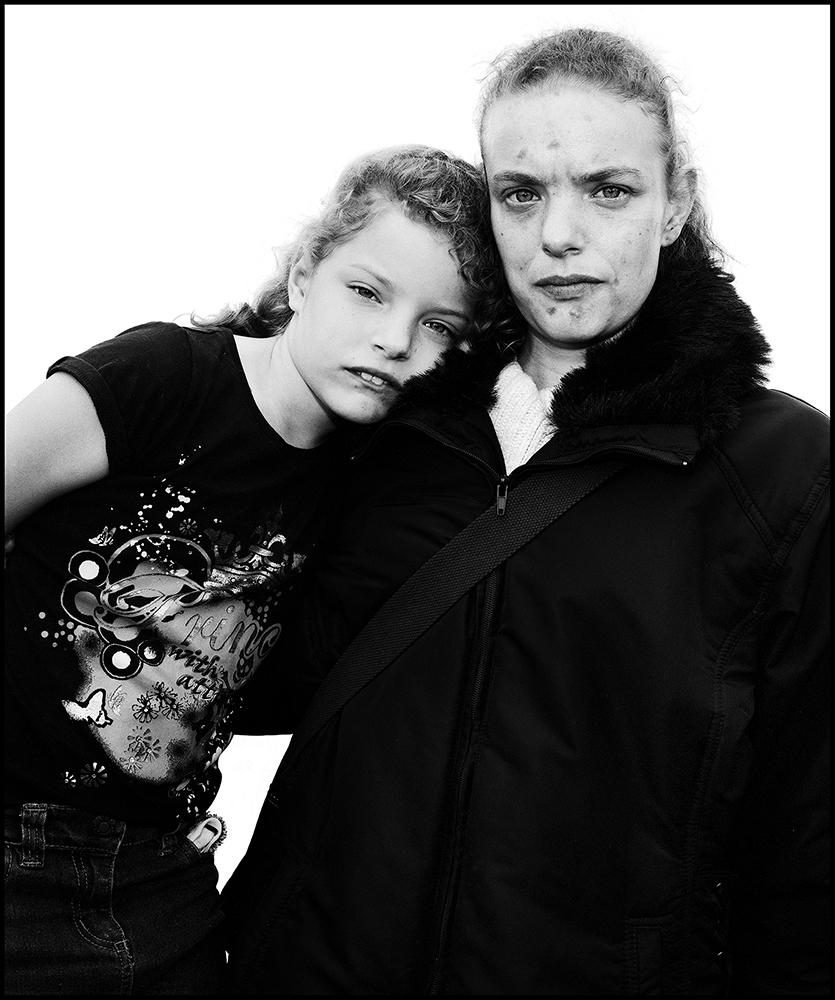 Toni and May