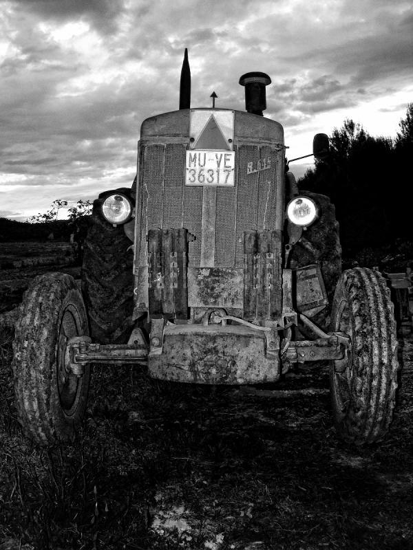 tractor (Francisco José Cerdá Ortiz)