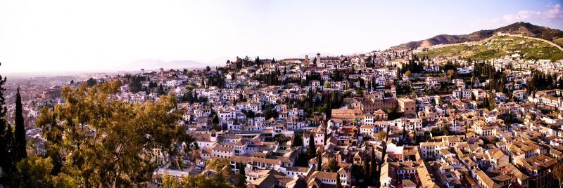 panoramica de Granada (jorge zeballos briones)