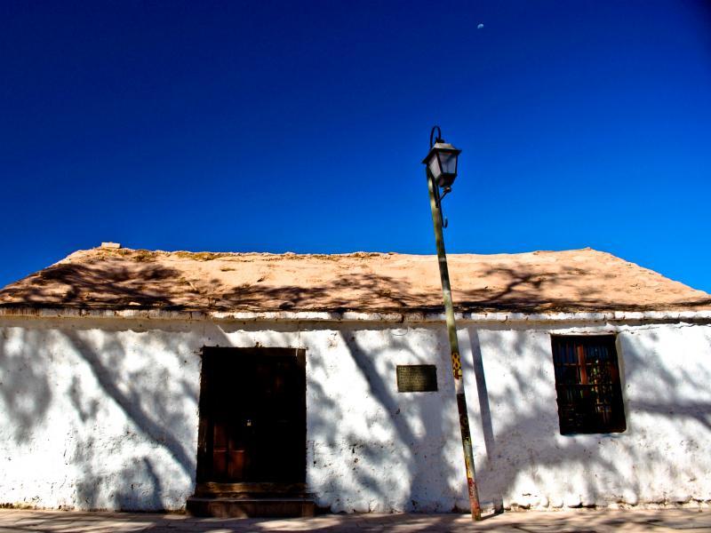 Casa en el desierto (jorge zeballos briones)