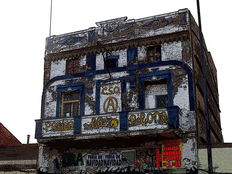 Casa Okupa (Vicent Ferri Sanz)