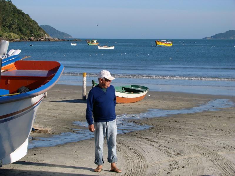 Pescador en tierra (Consuelo Oliveira)