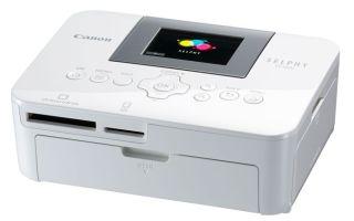 SELPHY CP1000 de Canon