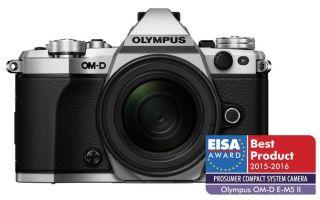 EISA Olympus E-M5 Mark II