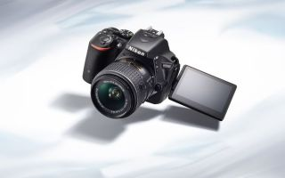 NIKON D5500: mejor cámara 2015 en los premios EISA