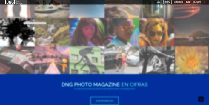 Migración DNG Photo Magazine