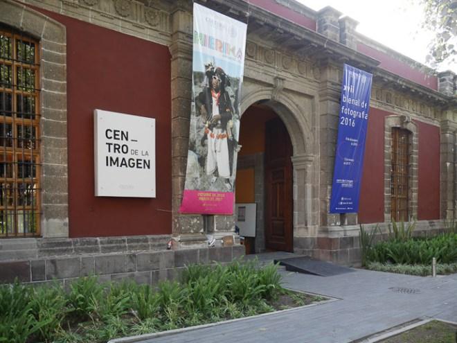 Fassade Centro de la Imagen