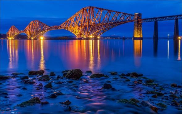 Forth Bridge - Schottland