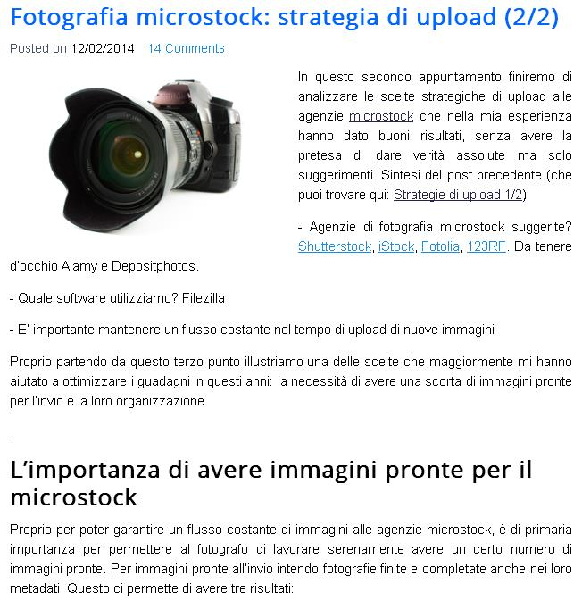 Blog Mio