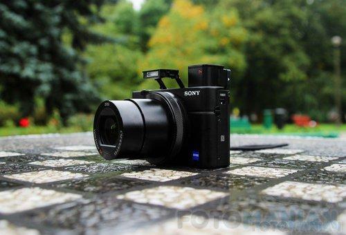 Sony Cyber-shot RX100 IV/fot. fotoManiaK.pl