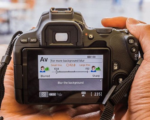 Canon EOS 200D / fot. Canon