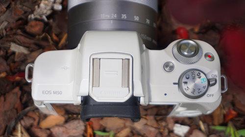 Canon EOS M50/fot. fotoManiaK.pl