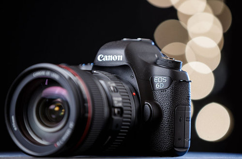 Canon EOS 6D/fot. www.learningDSLRVideo.com