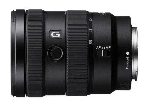 Sony E 16–55 mm F2,8 G