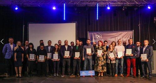 Zwycięzcy konkursu/fot. materiały prasowe