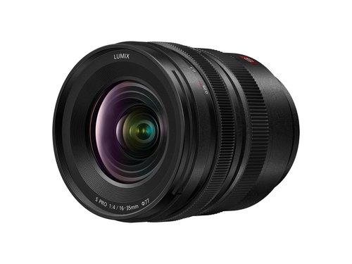 LUMIX S PRO 16-35 mm F4
