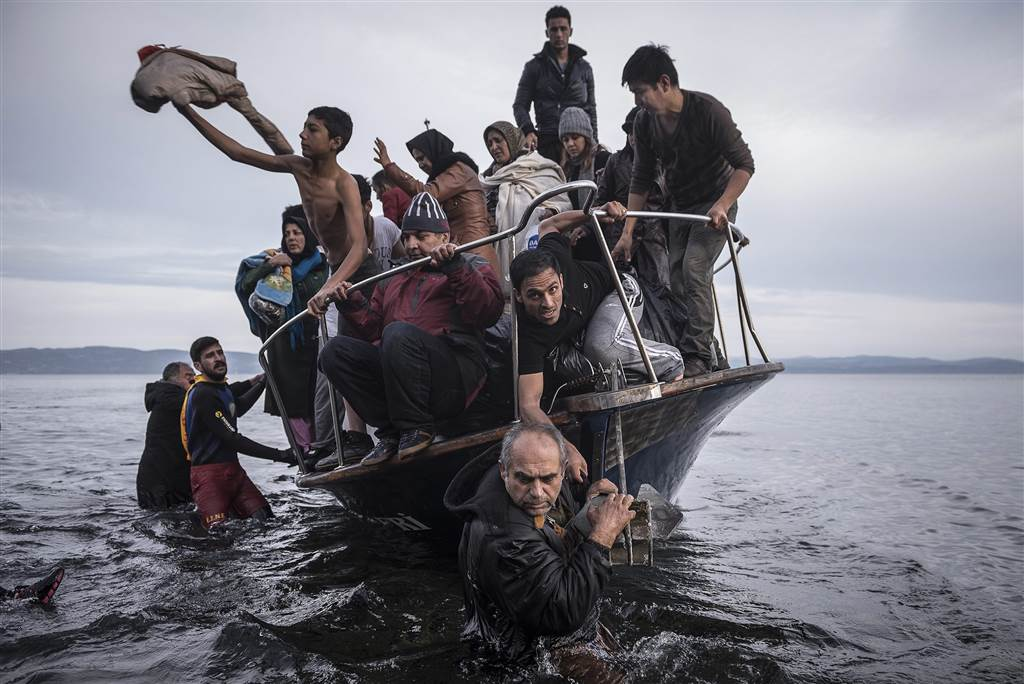 7, Sergey Ponomarev, or The New York Times, WPP via EPA, World Press Photo Awards Top Images of 2015