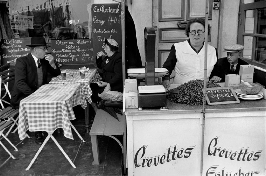 BELGIUM. West Flanders. Ostend. 1953.