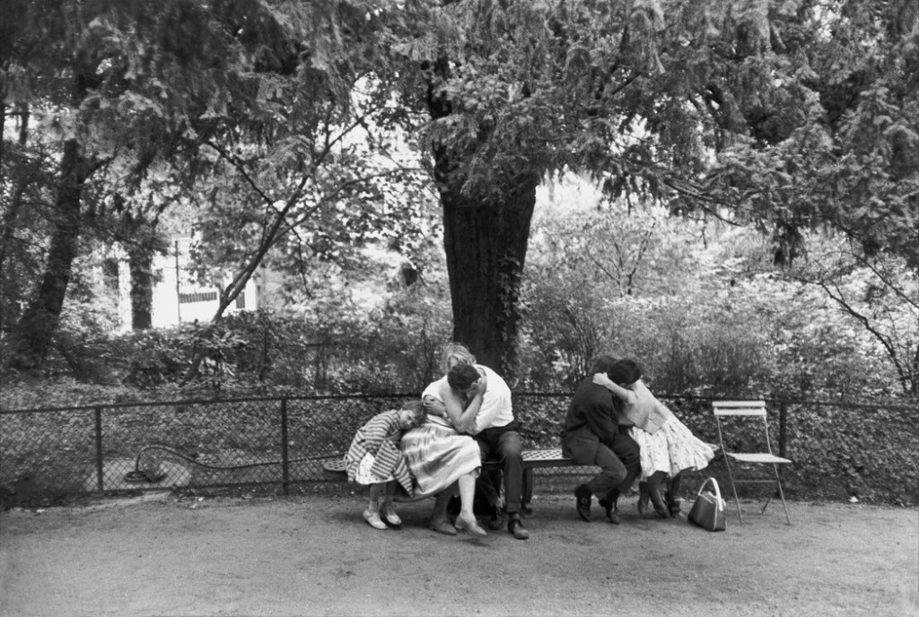 FRANCE. Paris. The 'Jardin des Plantes' gardens. 1959.