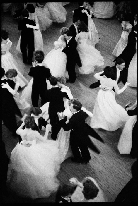 GB. London. 1959. Queen Charlotte's ball.