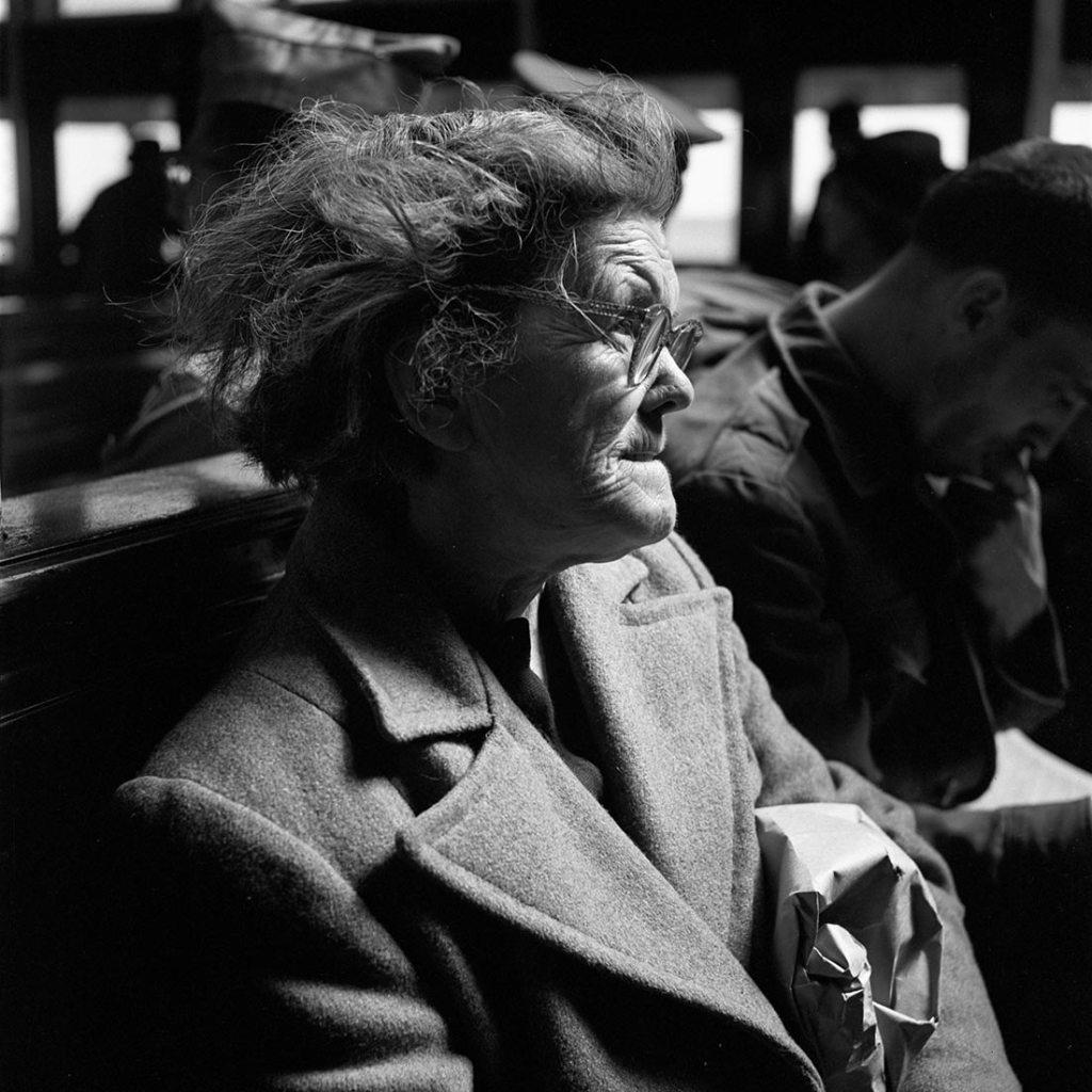 Vivian Maier, Undated.