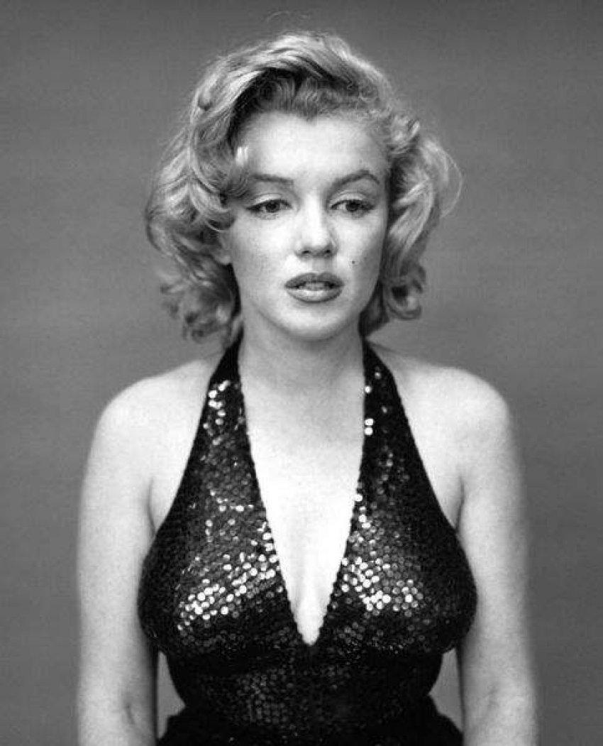 Yousuf Karsh, Marilyn Monroe