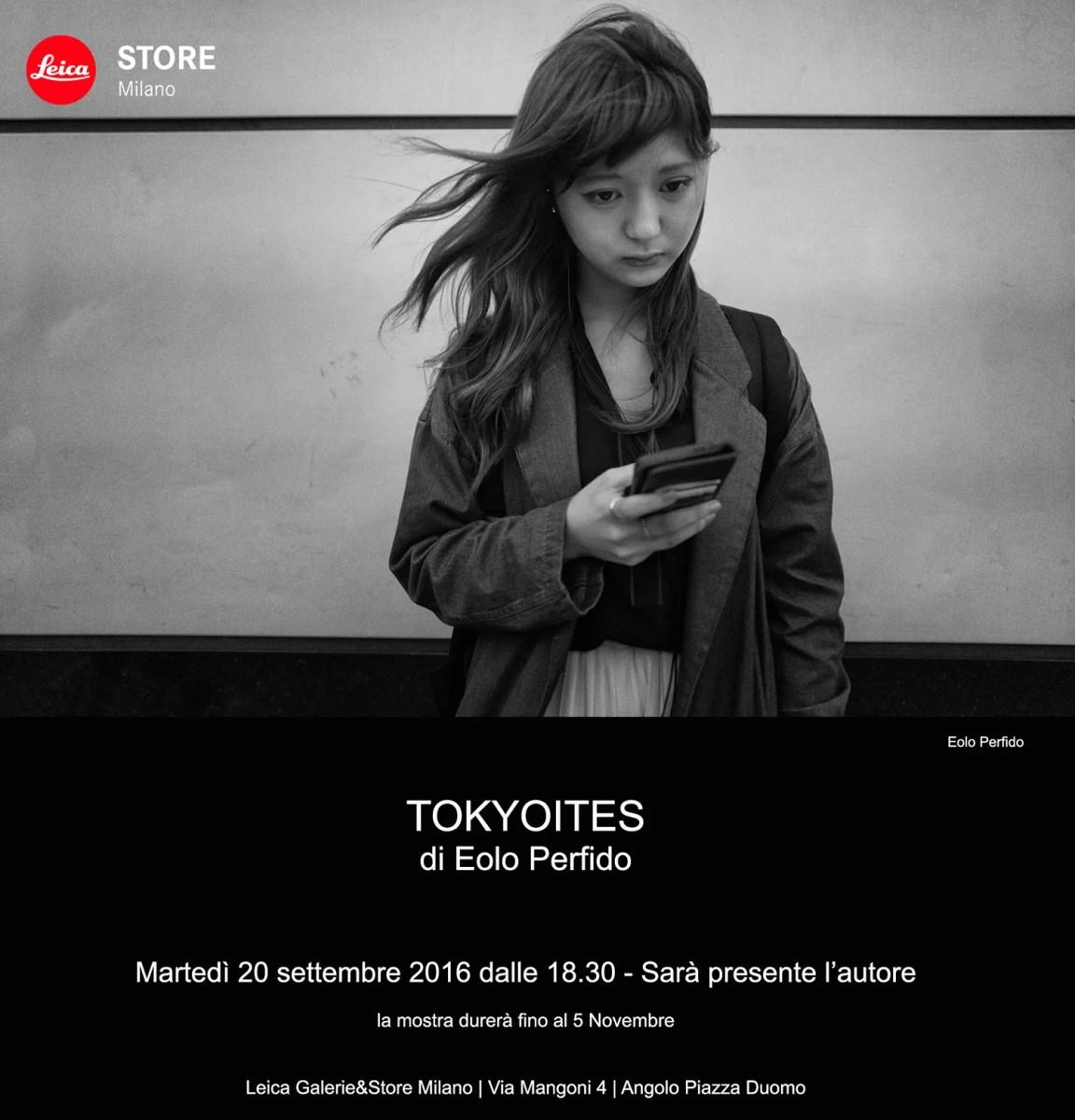 TOKYOITES E L'UMANITA' DI EOLO PERFIDO