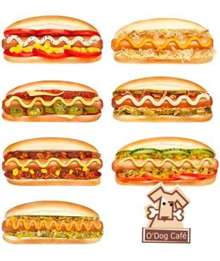 Produktfotografie der Hot Dogs aus Mannheim.