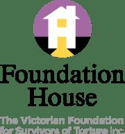 Foundation House logo portrait