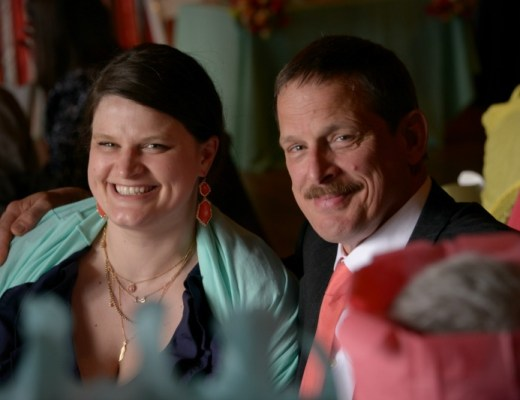 Belinda & Dad