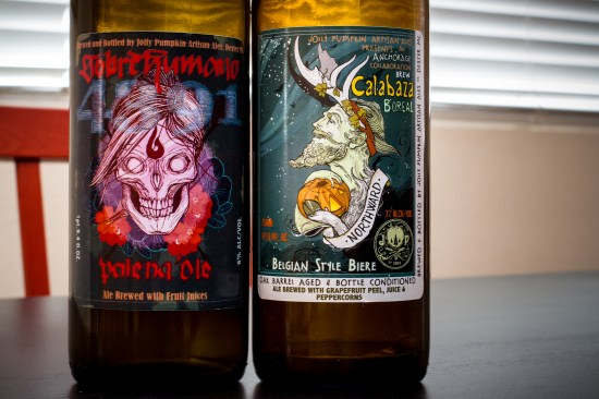 Jolly Pumpkin, Maui Brewing, and Anchorage Brewing Collaborations