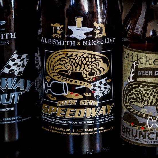 AleSmith and Mikkeller Collaboration Beer