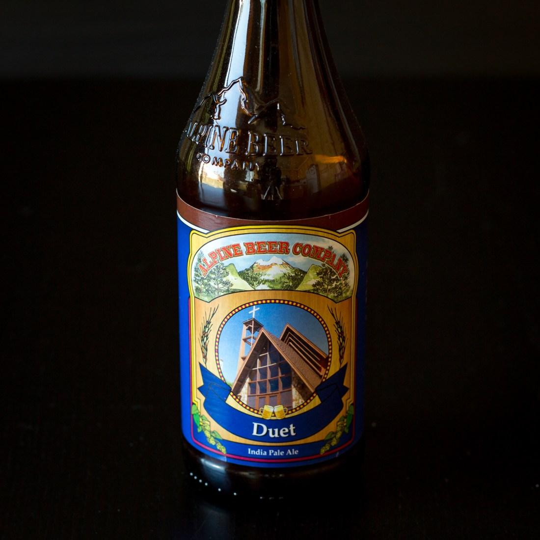 Alpine Beer Company - Duet
