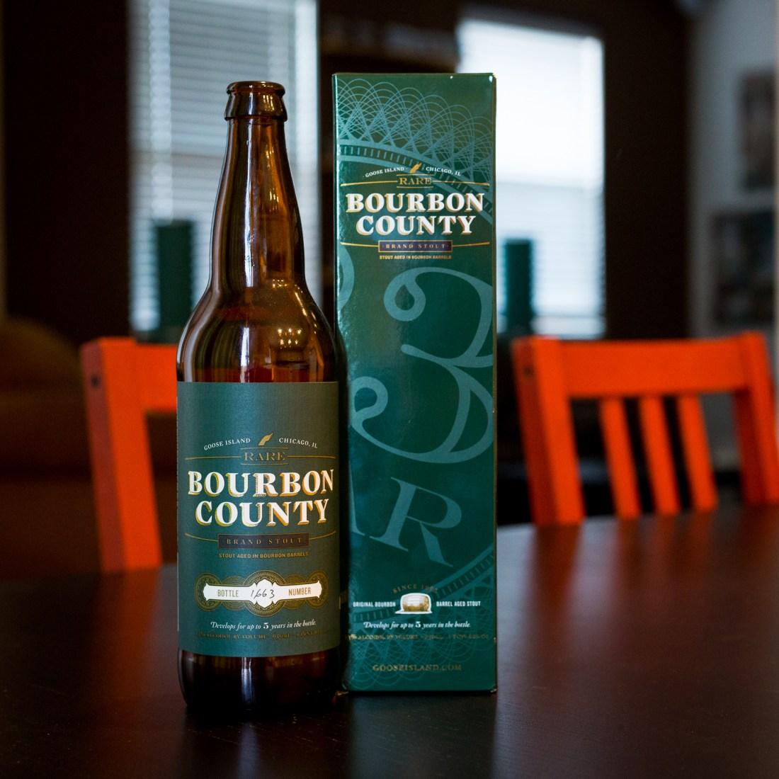 2010 Rare Bourbon County Brand Stout