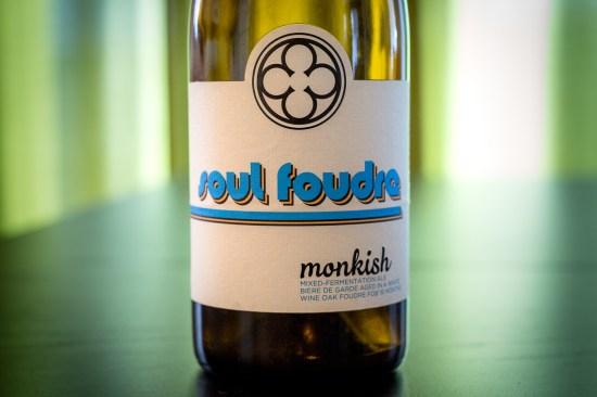 Monkish Brewing Co. - Soul Foudre