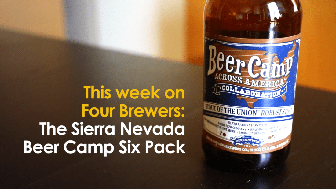 Sierra Nevada Beer Camp 2016
