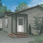 Manufactured Home w Garage 2