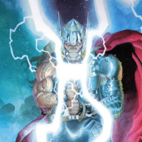 Comic Book Review: Thor: God of Thunder