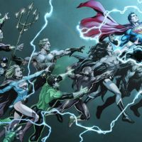 4LN Comic Review: DC Universe Rebirth #1