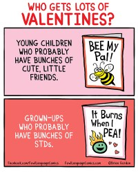 Who Gets Valentines?